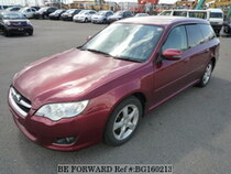 Used 2008 SUBARU LEGACY TOURING WAGON BG160213 for Sale for Sale