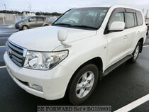 Used 2008 TOYOTA LAND CRUISER BG159891 for Sale for Sale
