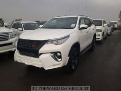 Best Price Used TOYOTA FORTUNER for Sale - Japanese Used