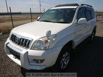 Used 2002 TOYOTA LAND CRUISER PRADO BG161281 for Sale for Sale