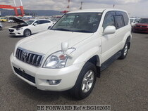 Used 2004 TOYOTA LAND CRUISER PRADO BG162055 for Sale for Sale