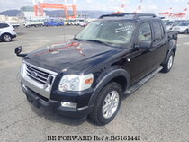 Used 2008 FORD EXPLORER SPORT TRAC BG161445 for Sale for Sale