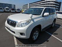 Used 2009 TOYOTA LAND CRUISER PRADO BG164377 for Sale for Sale