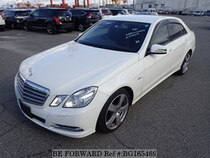Used 2011 MERCEDES-BENZ E-CLASS BG165469 for Sale for Sale