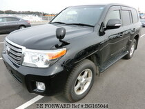 Used 2014 TOYOTA LAND CRUISER BG165044 for Sale for Sale