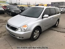 Used 2012 KIA GRAND CARNIVAL BG165769 for Sale for Sale