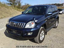 Used 2003 TOYOTA LAND CRUISER PRADO BG166380 for Sale for Sale