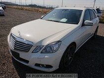 Used 2009 MERCEDES-BENZ E-CLASS BG166715 for Sale for Sale