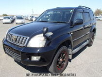 Used 2007 TOYOTA LAND CRUISER PRADO BG166781 for Sale for Sale