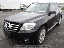 Used 2009 MERCEDES-BENZ GLK-CLASS BG166822 for Sale for Sale
