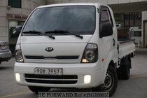 Used 2016 KIA BONGO BG168635 for Sale for Sale
