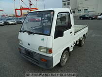Used 1992 SUBARU SAMBAR TRUCK BG168245 for Sale for Sale