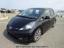 Used 2012 HONDA FIT BG169071 for Sale for Sale