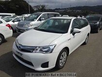 Used 2013 TOYOTA COROLLA FIELDER BG170514 for Sale for Sale