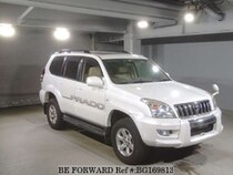 Used 2002 TOYOTA LAND CRUISER PRADO BG169813 for Sale for Sale