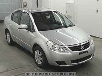 Used 2008 SUZUKI SX4 SEDAN BG171841 for Sale for Sale