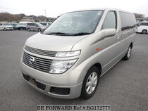 Used 2004 NISSAN ELGRAND BG172777 for Sale for Sale