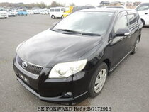 Used 2007 TOYOTA COROLLA FIELDER BG172913 for Sale for Sale