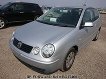 Used 2004 VOLKSWAGEN POLO BG174001 for Sale for Sale