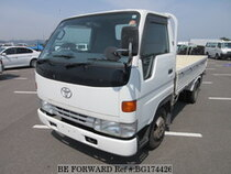 Used 1998 TOYOTA DYNA TRUCK BG174426 for Sale for Sale