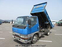 Used 1997 MITSUBISHI CANTER BG174427 for Sale for Sale
