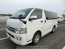 Used 2009 TOYOTA REGIUSACE VAN BG175337 for Sale for Sale