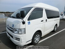 Used 2006 TOYOTA REGIUSACE VAN BG175318 for Sale for Sale