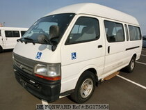 Used 1999 TOYOTA HIACE COMMUTER BG175854 for Sale for Sale