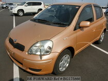 Used 2004 TOYOTA VITZ BG175866 for Sale for Sale