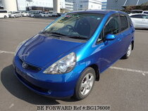 Used 2002 HONDA FIT BG176008 for Sale for Sale