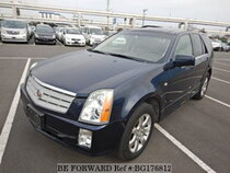 Used 2006 CADILLAC SRX BG176812 for Sale for Sale
