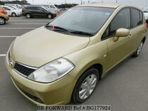 Used 2007 NISSAN TIIDA BG177924 for Sale for Sale