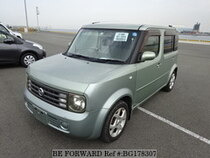 Used 2004 NISSAN CUBE CUBIC BG178307 for Sale for Sale
