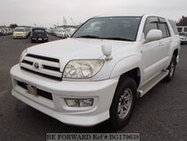 Used 2002 TOYOTA HILUX SURF BG179638 for Sale for Sale