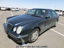 Used 2001 MERCEDES-BENZ E-CLASS BG166965 for Sale for Sale