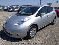 Used 2014 NISSAN LEAF BG176303 for Sale for Sale