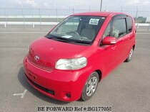 Used 2008 TOYOTA PORTE BG177055 for Sale for Sale