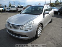 Used 2007 NISSAN BLUEBIRD SYLPHY BG178551 for Sale for Sale