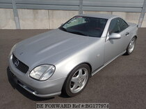 Used 1998 MERCEDES-BENZ SLK BG177974 for Sale for Sale