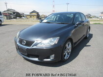 Used 2008 LEXUS IS BG178540 for Sale for Sale