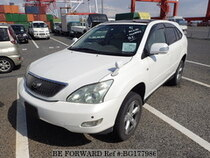 Used 2004 TOYOTA HARRIER BG177986 for Sale for Sale