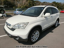 Used 2007 HONDA CR-V BG178047 for Sale for Sale