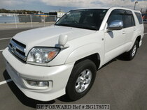 Used 2003 TOYOTA HILUX SURF BG178571 for Sale for Sale