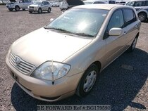 Used 2002 TOYOTA ALLEX BG179593 for Sale for Sale