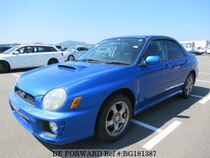 Used 2001 SUBARU IMPREZA WRX BG181387 for Sale for Sale