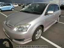 Used 2005 TOYOTA ALLEX BG183252 for Sale for Sale