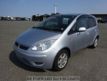 Used 2008 MITSUBISHI COLT BG184076 for Sale for Sale