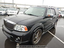Used 2006 LINCOLN NAVIGATOR BG184677 for Sale for Sale