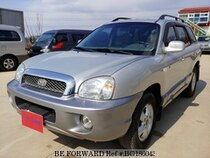 Used 2005 HYUNDAI SANTA FE BG186043 for Sale for Sale