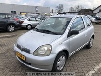 Used 1999 TOYOTA YARIS BG186575 for Sale for Sale